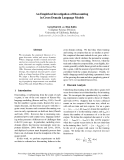 """Báo cáo khoa học: """"An Empirical Investigation of Discounting in Cross-Domain Language Models"""""""