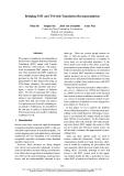 "Báo cáo khoa học: ""Bridging SMT and TM with Translation Recommendation"""