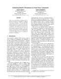 """Báo cáo khoa học: """"Predicting Relative Prominence in Noun-Noun Compounds"""""""
