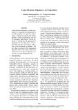 "Báo cáo khoa học: ""Letter-Phoneme Alignment: An Exploration"""