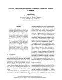 "Báo cáo khoa học: ""Effects of Noun Phrase Bracketing in Dependency Parsing and Machine Translation"""