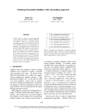 """Báo cáo khoa học: """"Ordering Prenominal Modifiers with a Reranking Approach"""""""