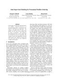 "Báo cáo khoa học: ""Semi-Supervised Modeling for Prenominal Modifier Ordering"""