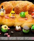 Cách làm bánh mì cho lễ Phục Sinh