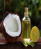Cách làm dầu dừa chống thâm quầng mắt