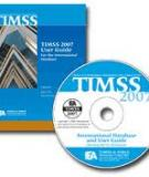 User Guide for the TIMSS International Database