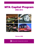MTA Capital Program 2008–2013