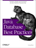 Java a  Database Best Practices