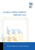 GLOBAL EMPLOYMENT  TRENDS 2013 Recovering from a second jobs dip