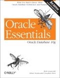 Oracle Essentials Oracle Database 10g
