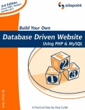 Build Your Own Database Driven Website  Using PHP and MySQL, 3rd  Edition  (First 4 Chapters)