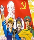 Tài liệu hướng dẫn học tập môn Đường lối cách mạng của Đảng Cộng Sản Việt Nam -Trường Đại học Cần Thơ