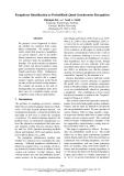 "Báo cáo khoa học: ""Paraphrase Identification as Probabilistic Quasi-Synchronous Recognition"""
