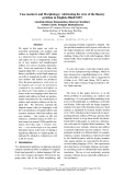 """Báo cáo khoa học: """"Case markers and Morphology: Addressing the crux of the fluency problem in English-Hindi SMT"""""""