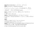 Đề thi học sinh giỏi lớp 8 Toán 2013 - Phần 2
