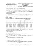 Đề Thi Thử Đại Học Khối C Địa 2013 - Phần 1 - Đề 13