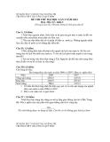 Đề Thi Thử Đại Học Khối C Địa 2013 - Phần 1 - Đề 7