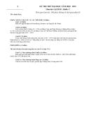 Đề Thi Thử Đại Học Khối C Sử 2013 - Phần 1 - Đề 3