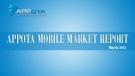 APPOTA MOBILE MARKET REPORT March 2013