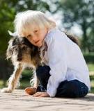 Để phòng trẻ bị nhiễm bệnh từ thú cưng