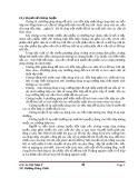 Bài tập lớn nguyên lý hóa công nghiệp