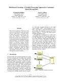 """Báo cáo khoa học: """"Distributed Listening: A Parallel Processing Approach to Automatic Speech Recognition"""""""