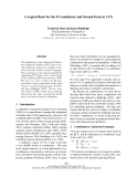 """Báo cáo khoa học: """"A Logical Basis for the D Combinator and Normal Form in CCG"""""""