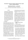 """Báo cáo khoa học: """"Discriminative Approach to Predicate-Argument Structure Analysis with Zero-Anaphora Resolution"""""""
