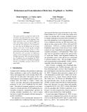 "Báo cáo khoa học: ""Robustness and Generalization of Role Sets: PropBank vs. VerbNet"""
