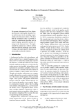 """Báo cáo khoa học: """"Extending a Surface Realizer to Generate Coherent Discourse"""""""