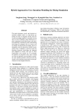 """Báo cáo khoa học: """"Hybrid Approach to User Intention Modeling for Dialog Simulation"""""""