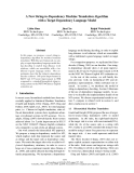 """Báo cáo khoa học: """"A New String-to-Dependency Machine Translation Algorithm with a Target Dependency Language Model"""""""