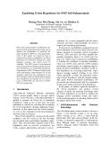 """Báo cáo khoa học: """"Exploiting N-best Hypotheses for SMT Self-Enhancement"""""""
