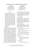 "Báo cáo khoa học: ""Mining User Reviews: from Specification to Summarization Xinfan Meng Key Laboratory of Computational Linguistics """