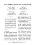 """Báo cáo khoa học: """"Bayesian Learning of Non-compositional Phrases with Synchronous Parsing"""""""
