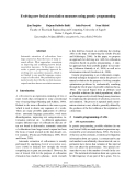 "Báo cáo khoa học: ""Evolving new lexical association measures using genetic programming"""