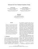 """Báo cáo khoa học: """"Semi-supervised Convex Training for Dependency Parsing"""""""