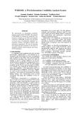 "Báo cáo khoa học: ""WISDOM: A Web Information Credibility Analysis System"""