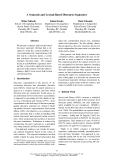 """Báo cáo khoa học: """"A Syntactic and Lexical-Based Discourse Segmenter"""""""