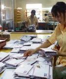 Quản lý bưu chính lý thuyết và ứng dụng