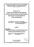 Nghiên cứu giải pháp và hệ thống bảo mật cho hệ thống hội nghị truyền hình IP muticast ( Quyển 5)