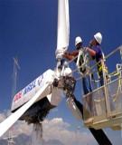 Nghiên cứu lựa chọn công nghệ và thiết bị để sử dụng năng lượng gió trong sản xuất, sinh hoạt nông nghiệp và bảo vệ môi trường