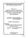 Phát triển hệ thống phần mểm hội nghị truyền hình sử dụng IP muticast ( Quyển 4)