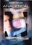 Analytical BioChemistry 3rd ed