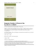 Sách Benjamin Franklin