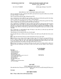 Thông tư số  01/2013/TT-BGDĐT