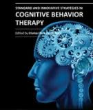 Standard and Innovative Strategies in Cognitive Behavior Therapy Edited by Irismar Reis de Oliveira