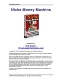 Niche Money Machine