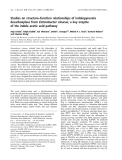 Báo cáo khoa học: Studies on structure–function relationships of indolepyruvate decarboxylase from Enterobacter cloacae, a key enzyme of the indole acetic acid pathway