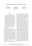 "Báo cáo khoa học: ""Graph Transformations in Data-Driven Dependency Parsing"""